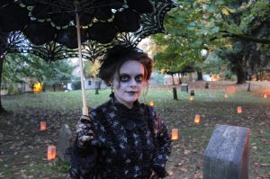 Tour of Untimely Departures at the Lone Fir Cemetery
